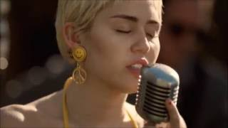 MILEY CYRUS REAL VOICE/WITHOUT AUTOTUNE