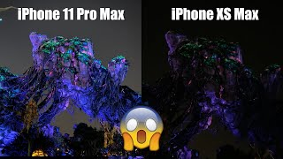 iPhone 11 Pro Max Camera vs iPhone XS Camera Test Comparison!