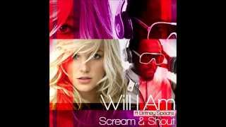 Will.I.Am Ft. Britney Spears & Lil Wayne - Scream And Shout