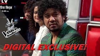 Coach Shaan & Papon's Name Game | The Voice India Kids - Season 2 | Ep 3