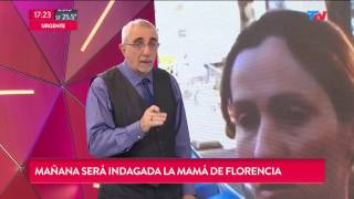 Crimen de Florencia: Detuvieron a la madre
