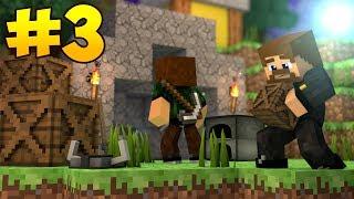 НОВОЕ ПУТЕШЕСТВИЕ #3 - ШАХТА И СТОРОЖЕВАЯ БАШНЯ - Minecraft