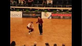 2012 European Championship Boogie Woogie Junior Final