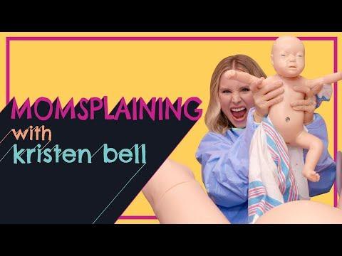 Xxx Mp4 Momsplaining With Kristen Bell Babies Babies Everywhere Part 1 3gp Sex