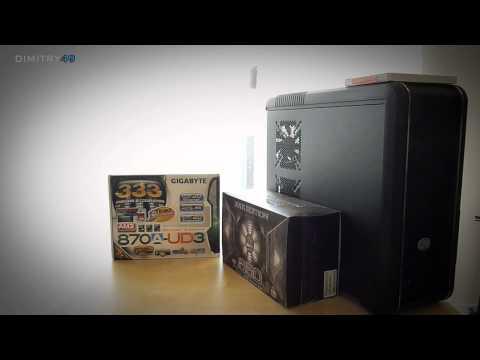 Budget 1K Gaming Rig Build: Parts 2010