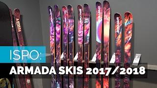 ARMADA SKIS 2017/2018 | ISPO PREVIEW