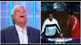فحص شامل - ضحك هستيري من كابتن حسن شحاتة بعد مشاهدة تقليد أحمد مكي له