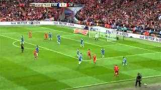FA Cup final 2012 Chelsea vs Liverpool Part 2