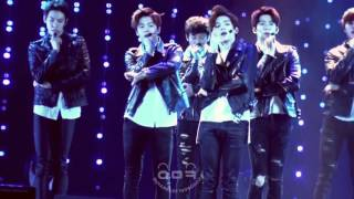 [Fancam] 151220 SMRookies show Mirotic Mark Focus