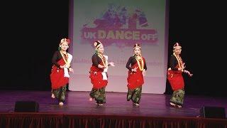 "Artist Cultural Group Contestant No 2 ""UK Dance Off 2016"" Gurung Dance"