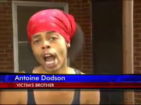 ANTOINE DODSON vs. BED INTRUDER (Original Interview)