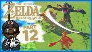 "The Legend of Zelda: Breath of the Wild - Part 12 | ""Right Between The Eyes"""