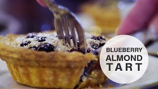 Blueberry Almond Tart Recipe | Episode 2