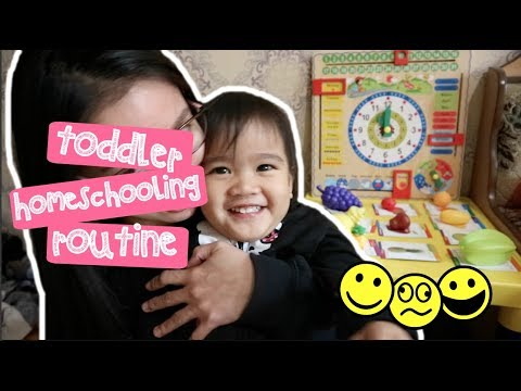 Xxx Mp4 How We Homeschool Our Two Year Old Toddler What We Use And Our Routine 3gp Sex