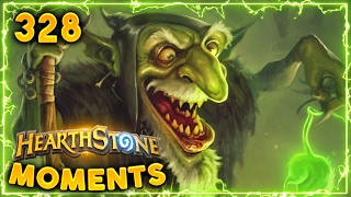 Getting Evil Luck!! | Hearthstone Gadgetzan Daily Moments Ep. 328 (Funny and Lucky Moments)