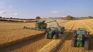 Harvest 2019! John Deere S690i