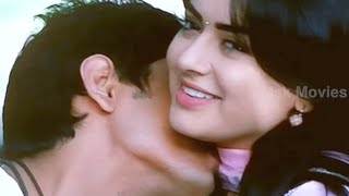 Sidharth - Hansika Romantic Scene @ Park  -