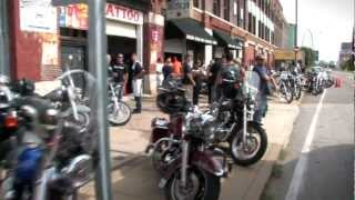 Shady Jack's - Rat'd Out Rally 2012 - St. Louis, Missouri