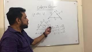 SSC Higher Mathematics (Vector) Lecture 02