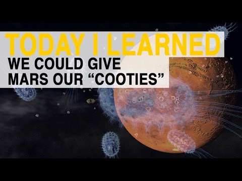 watch TIL: We Could Give Mars Our