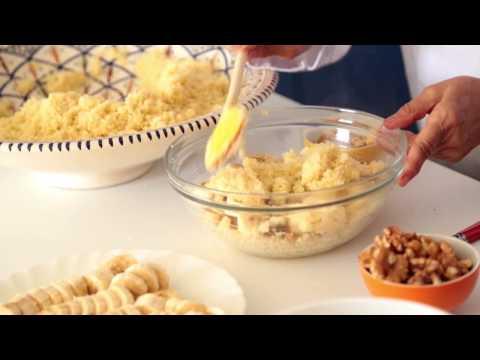 طريقة طبخ المسفوف مع الشاف جميلة - Pril