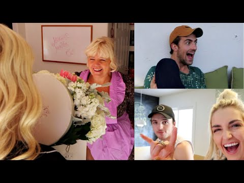 My Brothers & I Surprising Our Parents Rydel Lynch