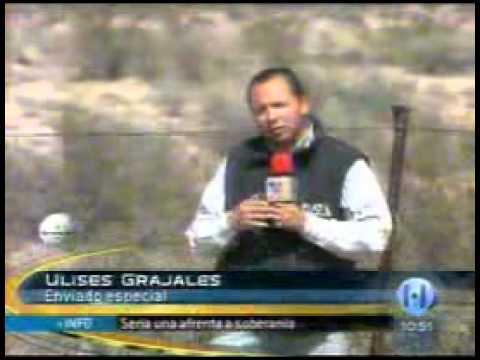USA ROBA A MEXICO OTRA VEZ SU TERRITORIO MARZO 10 2009