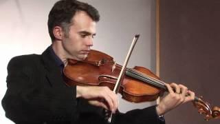 Frank Proto Soundscape No. 1 (1) for Solo Viola Movement 1
