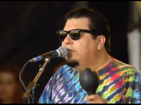 Los Lobos Soy Mexico Americano 7 24 1999 Woodstock 99 West Stage Official