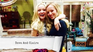 dove and claire -sisters by chance friends by choice