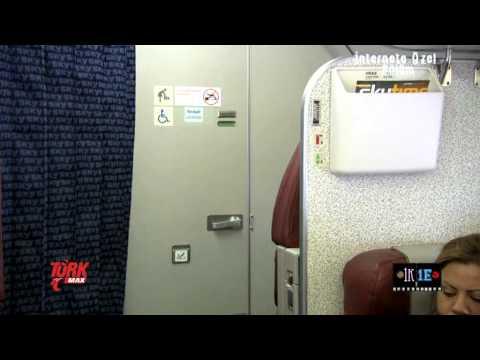 1 Kadın 1 Erkek Uçakta Sevişme İnternete Özel