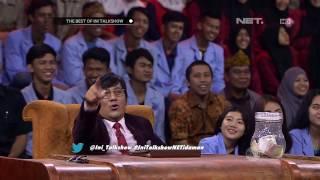 The Best Of Ini Talk Show - Sule Emosi Sendiri Ajarin Pak Bolot Nyanyi