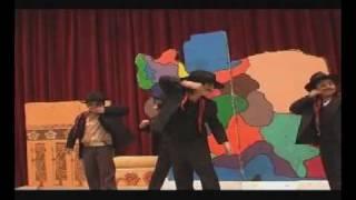 رقص ایرانی Raghse looti jaheli - baba karam looti dance