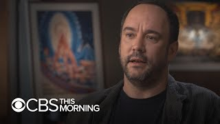 Dave Matthews on the joy and freedom of playing music