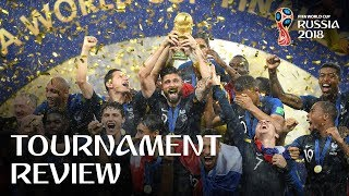 The Best of the 2018 World Cup