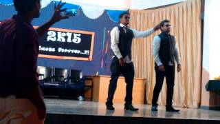 Bec college Funny dance