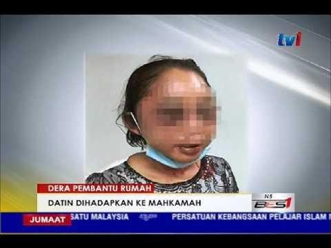 Xxx Mp4 DATIN DIDAKWA DI MAHKAMAH SESYEN PJ ATAS CUBAAN BUNUH PEMBANTU RUMAH 30 DIS 2016 3gp Sex
