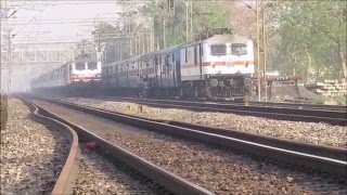Gatimaan Express Vs Bhopal Shatabdi - The New Epic Rivalry Of Indian Railways