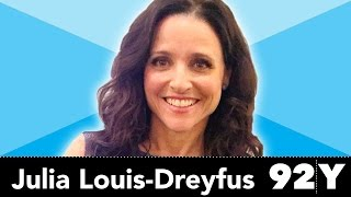 How Julia Louis-Dreyfus learned her Seinfeld dance at 92Y