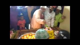 Syed sufi gul ashrafi jasne wilaadat 30,6,2017,sultanpur up