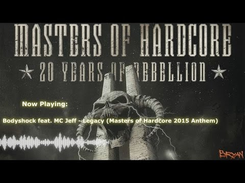 Masters of Hardcore 2015 - 20 Years of Rebellion