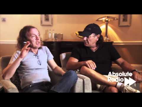 ACDC: Interview - Angus Young and Brian Johnson