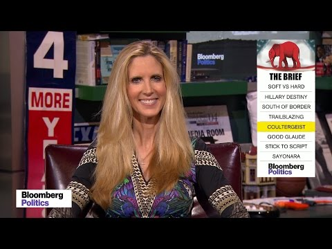 Ann Coulter I Don't Think There's Going to Be Any Softening