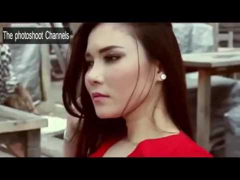 Bugil abis model Top Indonesia bikin muncrat