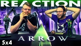 Arrow 5x4 REACTION!!
