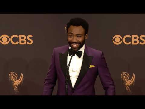 Xxx Mp4 Donald Glover Emmys 2017 Full Backstage Interview 3gp Sex