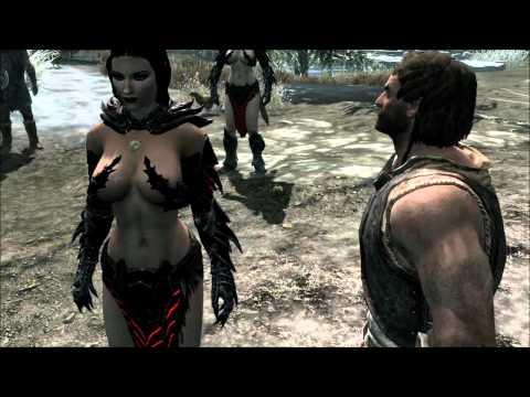 The Elder Scrolls V Skyrim Easiest Second Companion Benor