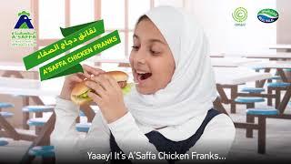 A'Saffa Chicken Franks