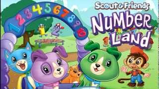 Scout and Friends Numberland - Number Learning DVD for Kids | LeapFrog