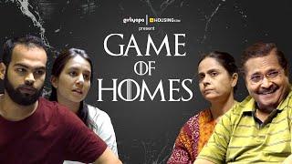 Game of Homes feat Tiku Talsania & Lovleen Misra   Girliyapa